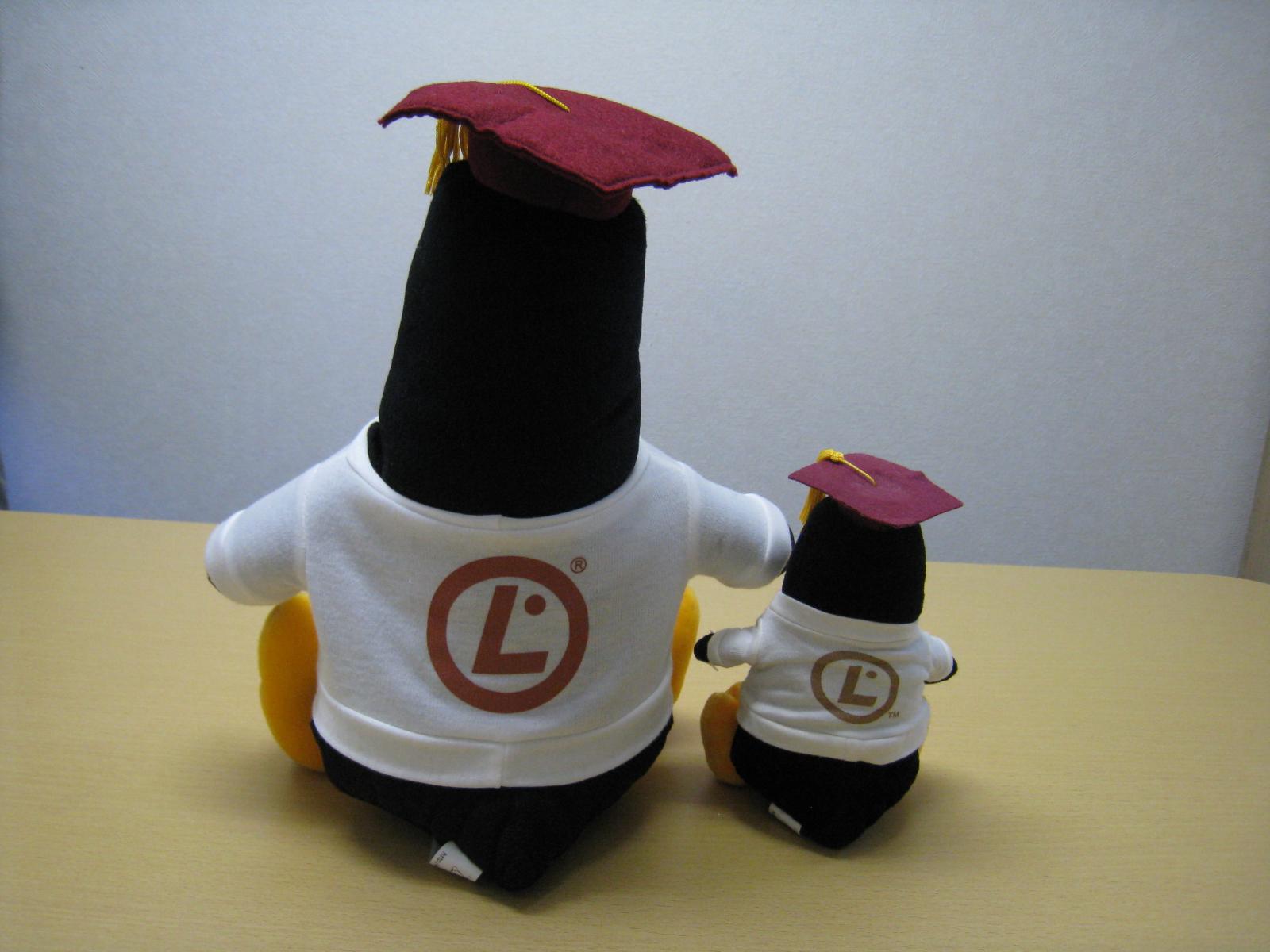 LPIのLPICくん