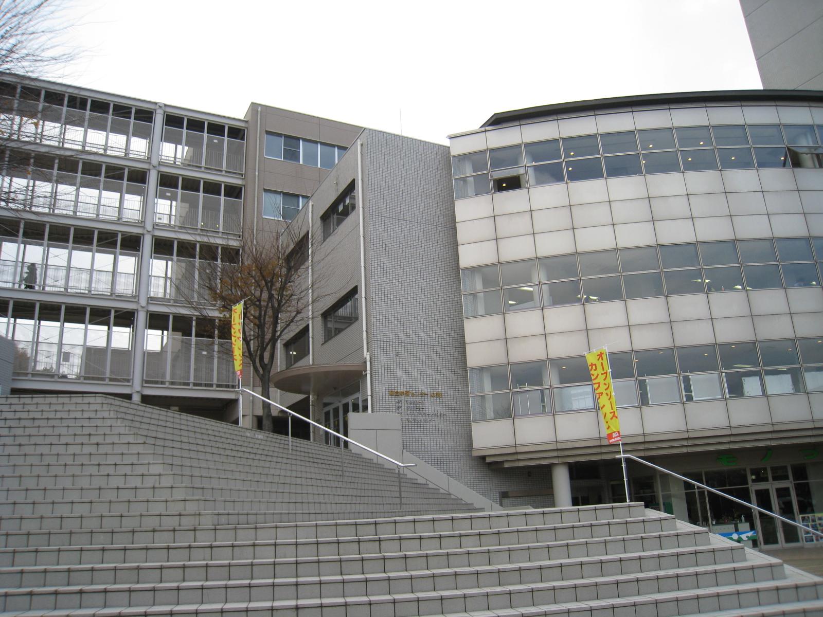 OSC2010福岡会場前