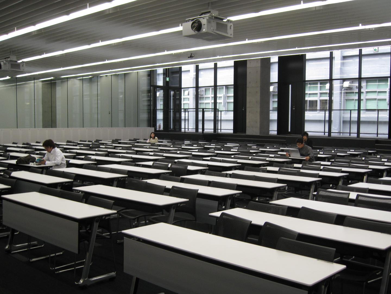 63号館2F 大教室