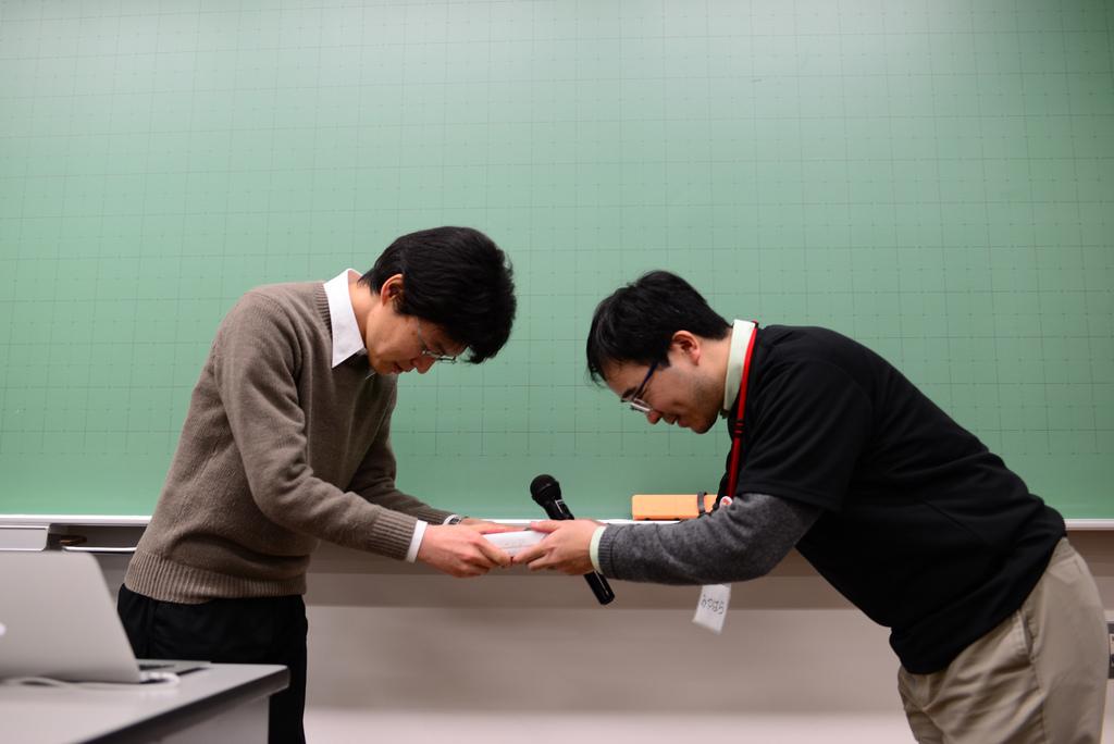 第1回OSCアワード(日本電子専門学校)