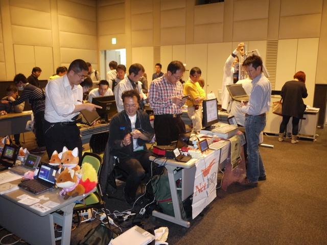 様々なコンピュータでNetBSDが動いている日本NetBSDユーザーグループ
