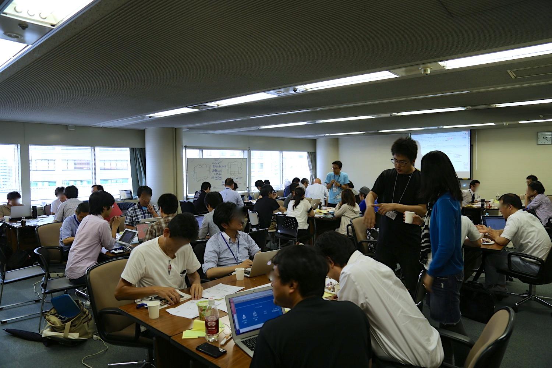 オープンデータ東海:ハッカソン