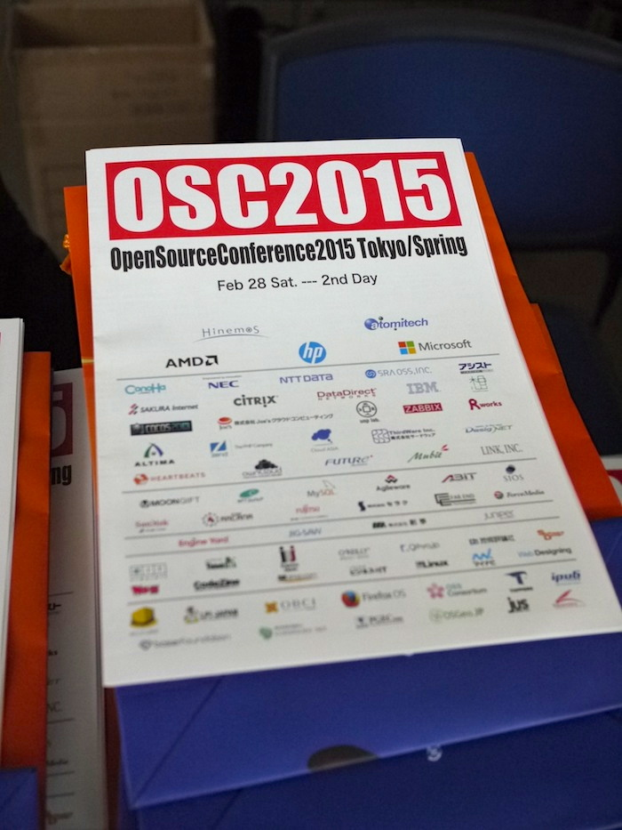 OSCプログラム