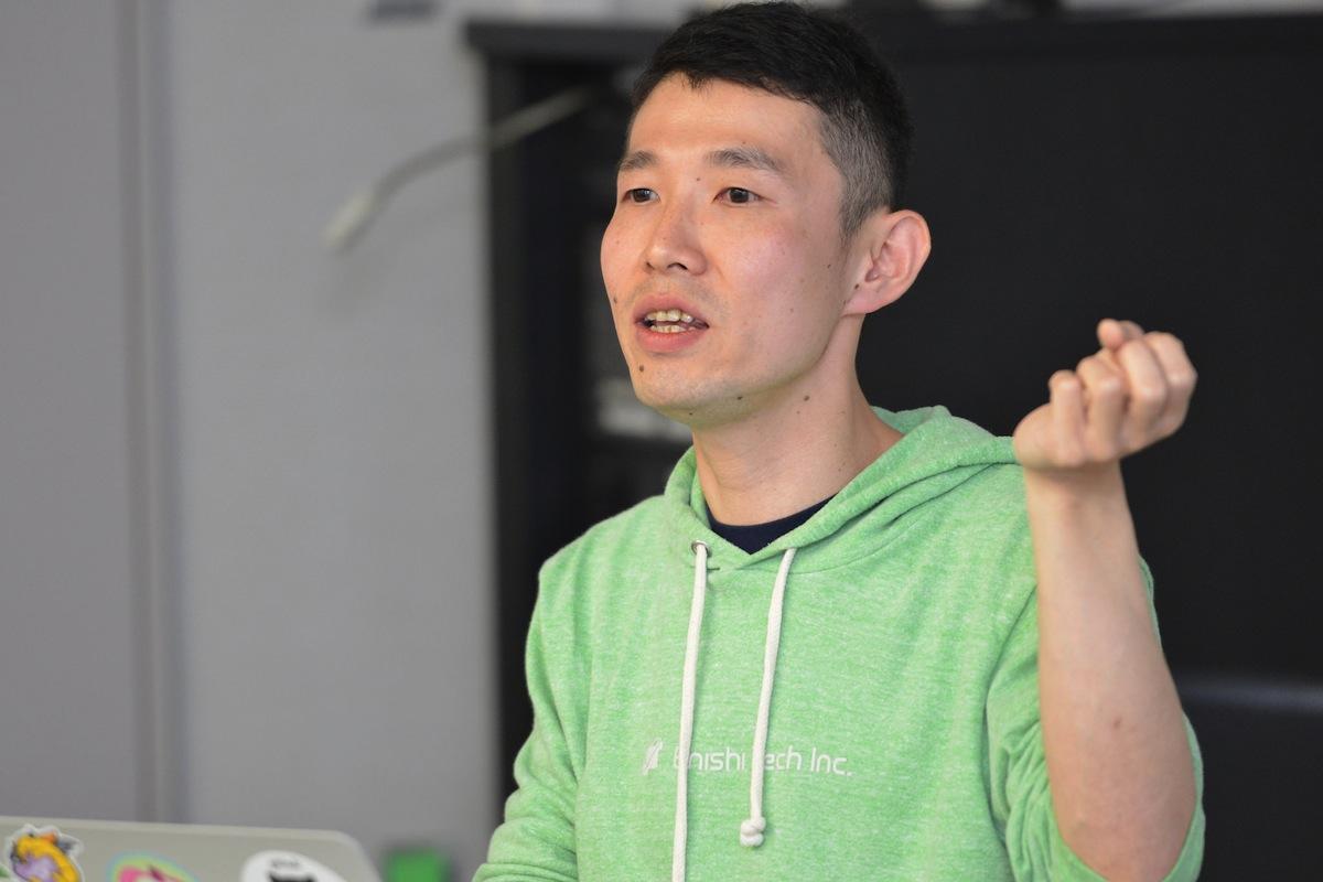 講師の島田さん